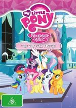 My Little Pony : Friendship is Magic - The Crystal Empire (Season 3 - Episodes 1 - 4) - Tara Strong