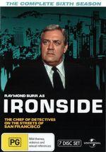 Ironside : Season 6 (Fatpack) - Elizabeth Baur