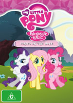 My Little Pony - Friendship is Magic : Ponies on the Move (Season 3 - Episodes 5 - 8) - Andrea Libman