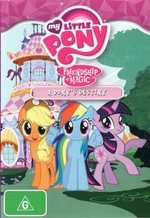 My Little Pony : Friendship is Magic - A Pony's Destiny (Season 3, Volume 3) - Andrea Libman