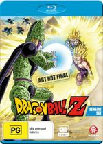 Dragon Ball Z : Season 6 (Episodes 166 - 194) - Joji Yanami