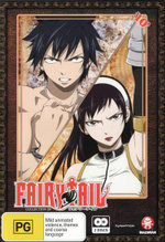 Fairy Tail : Collection 10 (Season 3 Episode 109-120) - Stephen Hoff