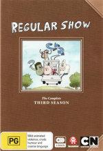 Regular Show : Season 3 - J.G. Quintel