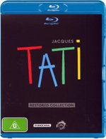 Jacques Tati : The Restored Collection - Jacques Tati