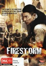 Firestorm - Gordon Lam