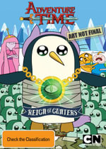Adventure Time (Collection 7) : Reign of Gunters - Maria Bamford