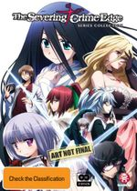 The Severing Crime Edge : Series Collection (Subtitled Edition) - Kotori Koiwai