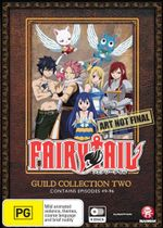 Fairy Tail Guild : Collection 2 (Eps 49-96)