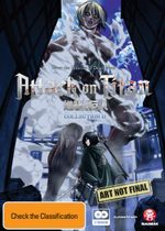 Attack On Titan : Collection 2 (Eps 14-25) Limited Edition