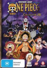 One Piece (Uncut) Collection 28 (Eps 337-348) - Laurent Vernin