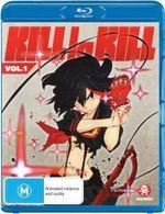 Kill La Kill : Volume 1 (Eps 1-4) - David Vincent