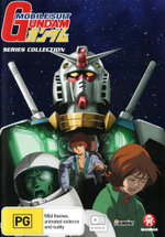 Mobile Suit Gundam : Series Collection (Eps 1-42)