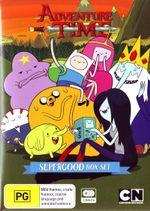 Adventure Time : Supergood Boxset - Jeremy Shada
