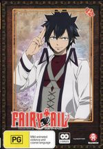 Fairy Tail : Collection 12 (Episodes 132-142) - Tetsuya Kakihara