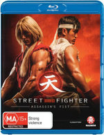 Street Fighter : Assassin's Fist (Movie Edition) - Mike Moh