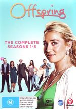 Offspring : The Complete Seasons (1 - 5 - Boxset) - Asher Keddie