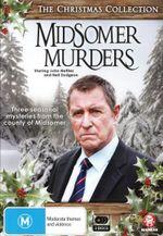 Midsomer Murders : The Christmas Collection - John Nettles