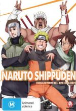 Naruto Shippuden : Collection 20 (Eps 245-257) - Junko Takeuchi