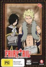 Fairy Tail : Collection 13 (Eps 143-153) - Tetsuya Kakihara