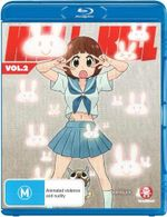 Kill La Kill : Volume 02 (Eps 5-9) - David Vincent