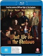 What We Do In The Shadows - Jonathan Brugh