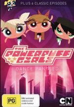 The Powerpuff Girls : Dance Pantsed - Cathy Cavadini