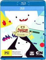 Adventure Time : Seasons 1 - 4 Boxset - Hynden Walch