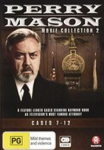 Perry Mason : Movie Collection 2: Cases 7-12 - Raymond Burr