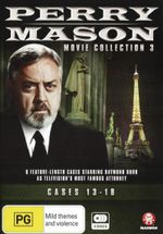 Perry Mason : Movie Collection 3: Cases 13-18 - Raymond Burr