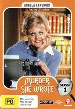 Murder, She Wrote : Season 1 - William Windom