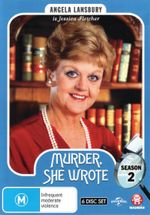 Murder, She Wrote : Season 2 - John Astin