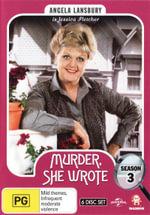 Murder, She Wrote : Season 3 - Jessica Walter