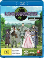 Log Horizon : Part 1 (Episodes 1-13) - Takuma Terashima