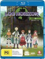 Log Horizon : Part 2 (Episodes 14-25) - Takuma Terashima