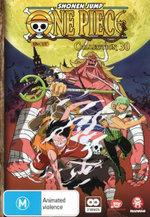 One Piece (Uncut) Collection 30 (Episodes 361-372) - Laurent Vernin