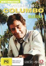 Columbo : Season 3 (Newly Restored)