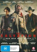 The Salvation - Jeffrey Dean Morgan