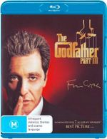 The Godfather : Part III - Sofia Coppola