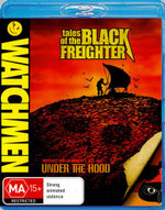 Watchmen : Tales of the Black Freighter - Jeffrey Dean Morgan