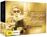 Breakfast at Tiffany's (Blu-ray/DVD/CD) (50th Anniversary Boxset) - Buddy Ebsen