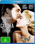 To Catch a Thief - Cary Grant