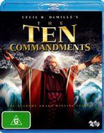 The Ten Commandments (1956) (2 Discs) - Olive Deering