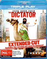 The Dictator (Extended Cut) (Blu-ray/DVD) - Sacha Baron Cohen