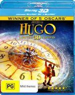 Hugo (3D Blu-ray/Blu-ray) - Chloe Grace Moretz