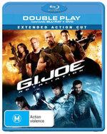 G.I. Joe : Retaliation (2013) (Blu-ray/DVD) (Extended Action Cut) - Dwayne Johnson