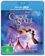 Cirque Du Soleil : World's Away (3D Blu-ray/Blu-ray) (2 Discs) - Lutz Halbhubner