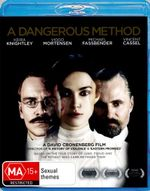 A Dangerous Method - Keira Knightley