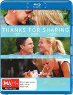 Thanks for Sharing - Mark Ruffalo