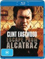 Escape from Alcatraz - Jack Thibeau