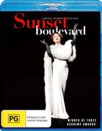 Sunset Boulevard - William Holden
